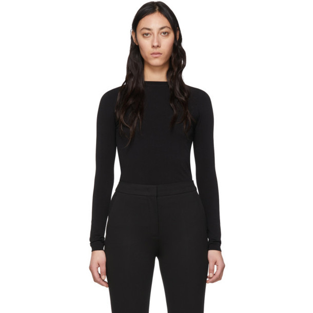 Max Mara Black Livorno Sweater