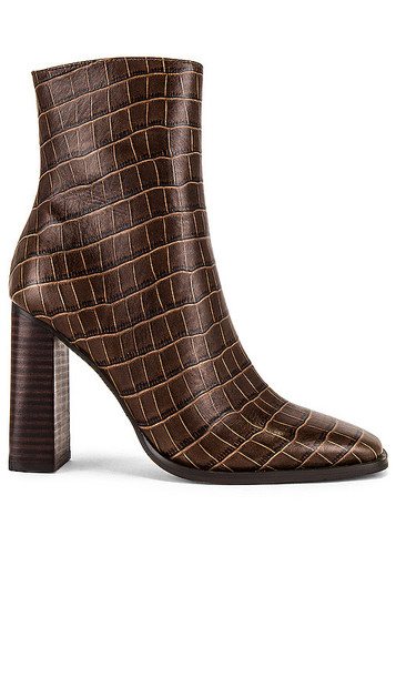 Tony Bianco Isola Bootie in Brown