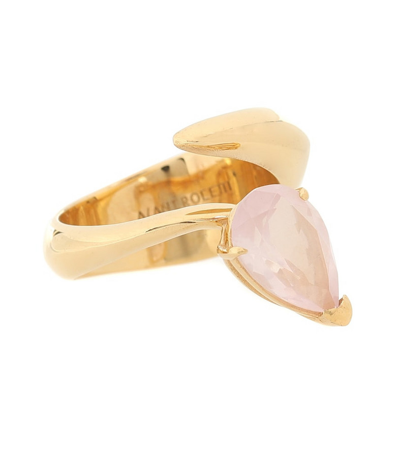 Alan Crocetti Exclusive to Mytheresa – Alien gold vermeil ring