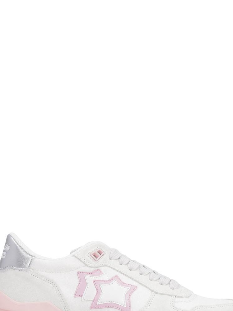 Atlantic Stars Venus Low-top Sneakers in white