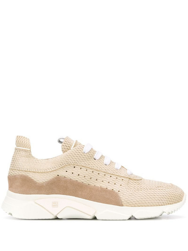 Moma New Castle sneakers in neutrals