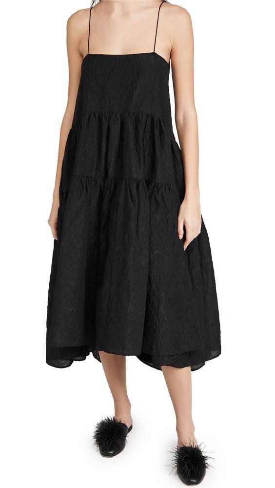 Sister Jane Swing Swing Cami Dress in black