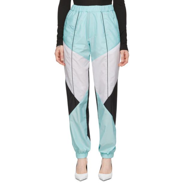 Kirin Green and Black Combo Lounge Pants