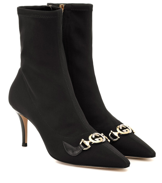 Gucci Zumi ankle boots in black