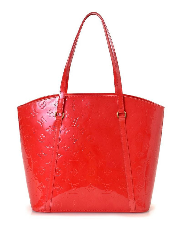 Louis Vuitton pre-owned Avalon GM tote bag in red