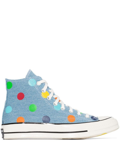 Converse X Tyler the Creator Chuck 70 sneakers in blue