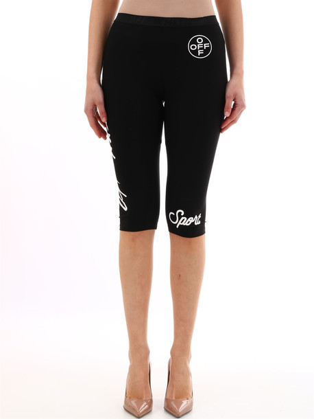 Off-White Jogging Pants Black