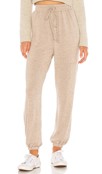 MAJORELLE Wesson Pant in Beige