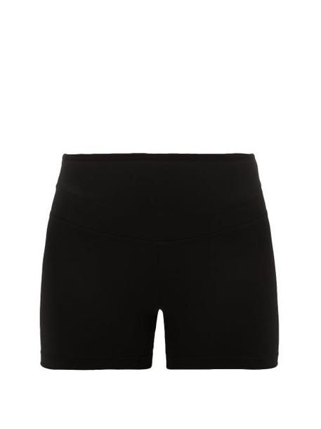 Ernest Leoty - Emma High Rise Shorts - Womens - Black