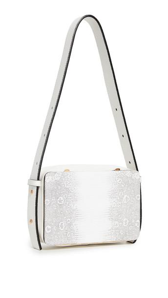 Lutz Morris Myke Medium Shoulder Bag in ivory