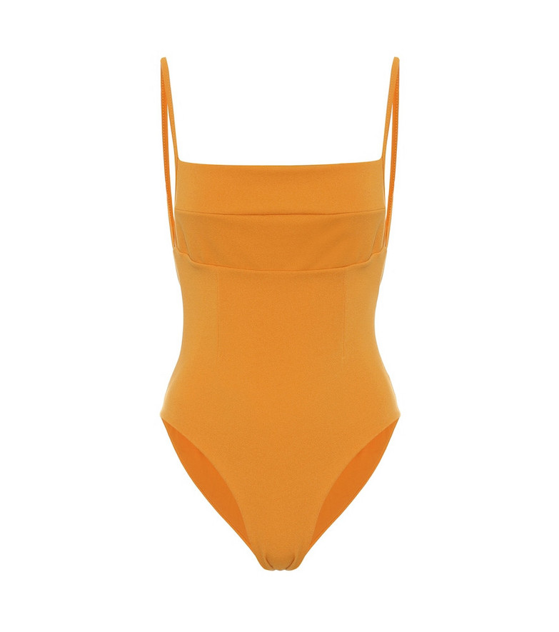 Haight Paula swimsuit in gold