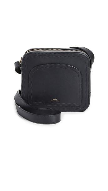 A.P.C. A.P.C. Louisette Bag in noir