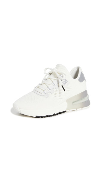 Ash Krush Bis Sneakers in silver / white