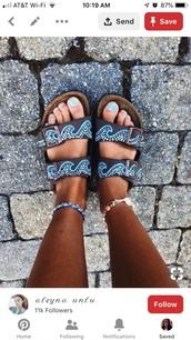 shoes,ocean,waves,sandals,brown