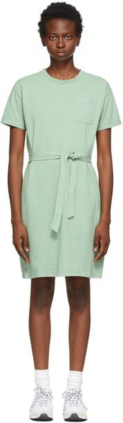 A.P.C. A.P.C. Green Lucy Dress
