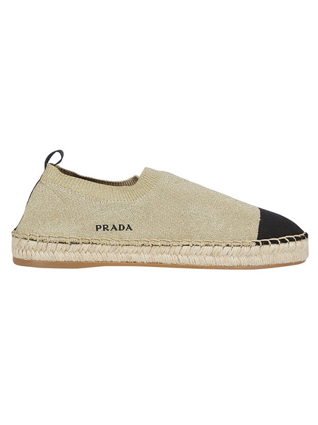 Prada Slipper in nero
