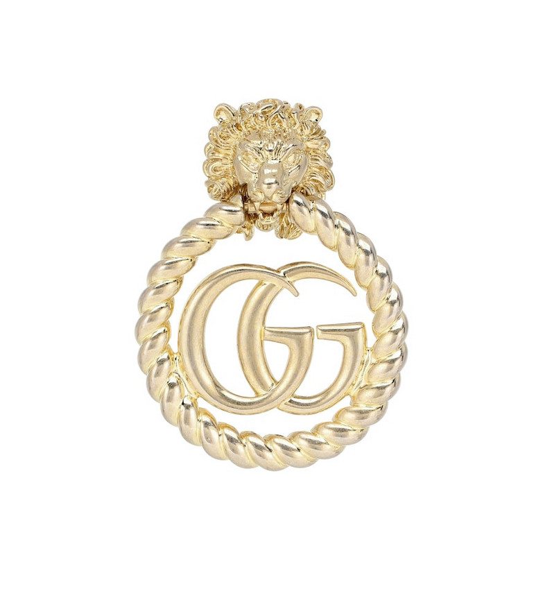 Gucci GG clip-on earring in gold