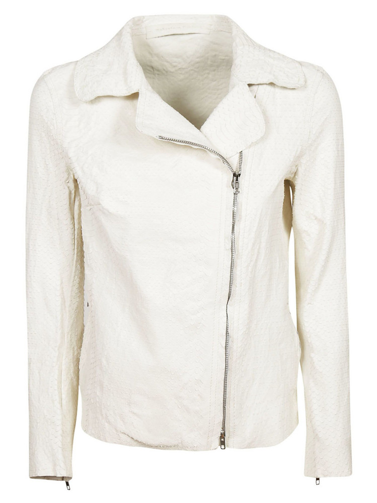 Salvatore Santoro Classic Top in white