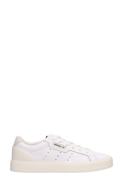 Adidas Sleek W Sneakers in white
