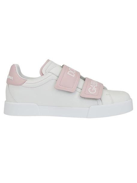 Dolce & Gabbana Dolce E Gabbana Sneakers in bianco