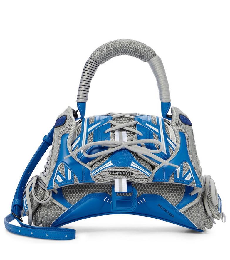 Balenciaga Sneakerhead Small tote in blue