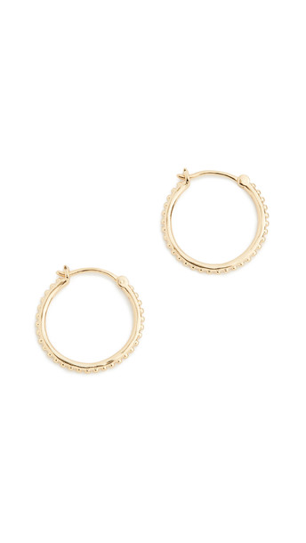 Gorjana Bali Small Hoop Earrings in gold