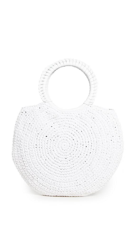Cleobella Myra Tote in white