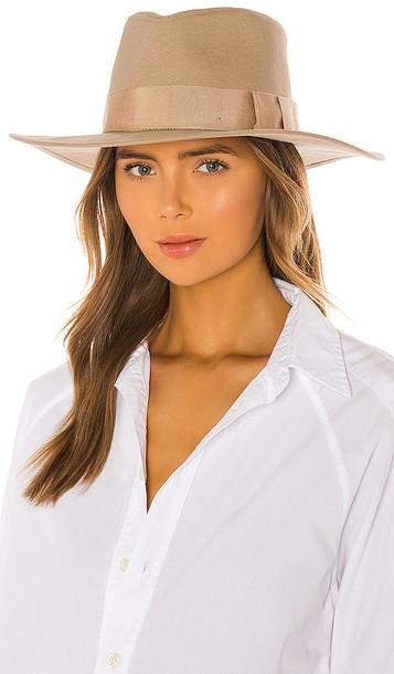 Brixton Joanna Cotton II Hat in Tan