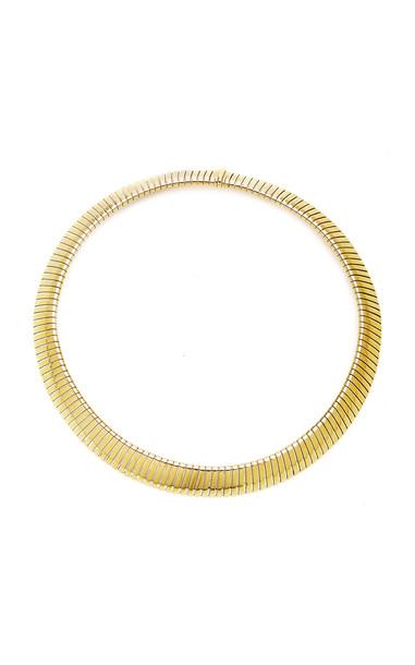 Eleuteri Vintage Bulgari 18K Yellow Gold Necklace