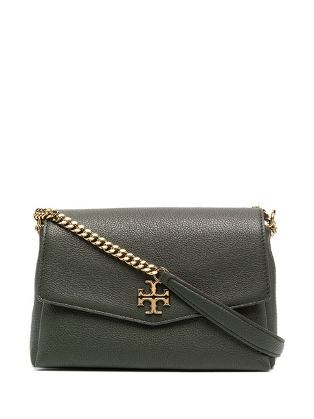 Tory Burch Kira logo crossbody bag in green