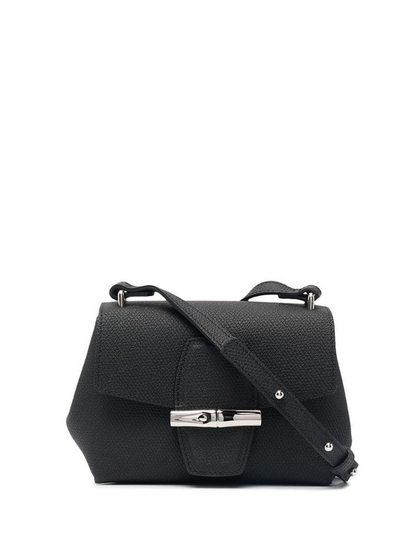 Longchamp Roseau Crossbody bag in black