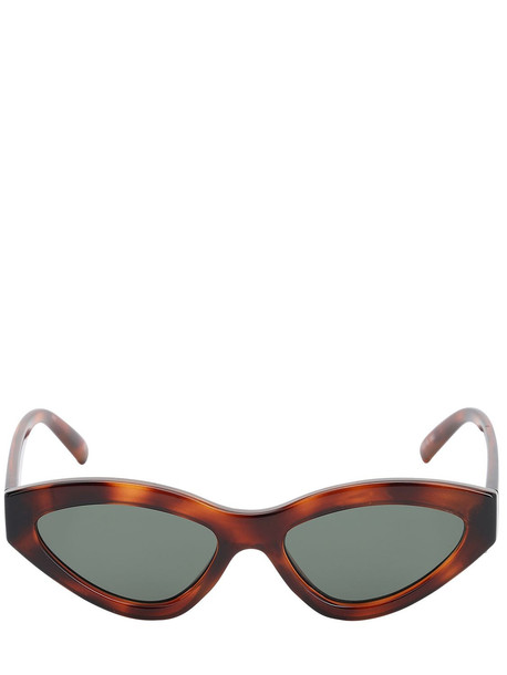 LE SPECS Synthcat Cat Eye Sunglasses