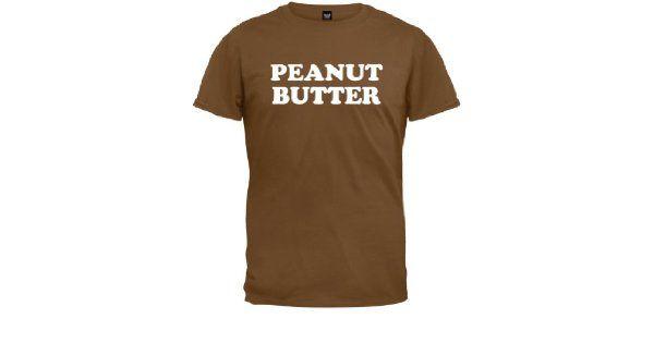 Peanut butter T-shirt • shaniavalori's shop