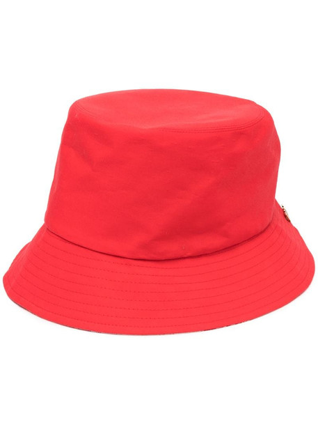 Christian Dior pre-owned bucket hat in red