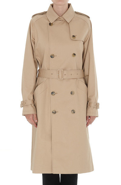 A.P.C. A.p.c. Greta Trench Coat in beige