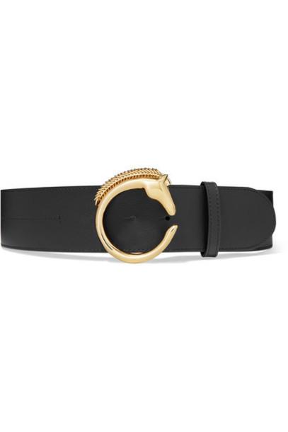 Chloé Chloé - Leather Belt - Black