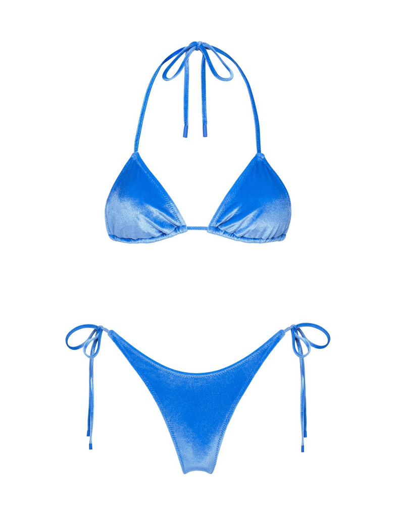 Triangl VINCA - SEA BREEZE BLUE Waiting List