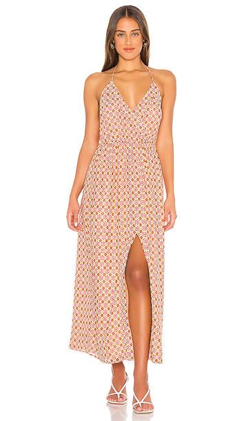 House of Harlow 1960 x REVOLVE Mareena Dress in Orange