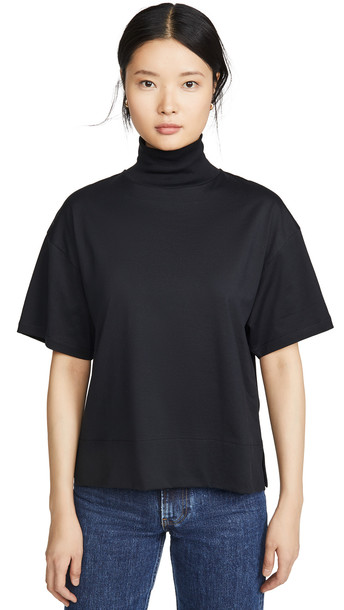Acne Studios Mirka Clean Jersey Tee in black
