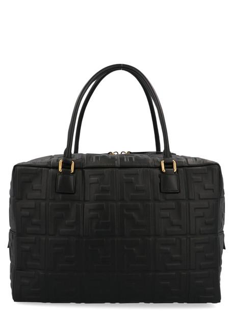 Fendi boston Bag in black