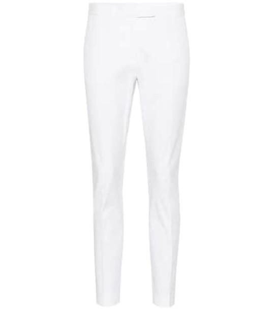 Joseph Finley mid-rise straight pants in white