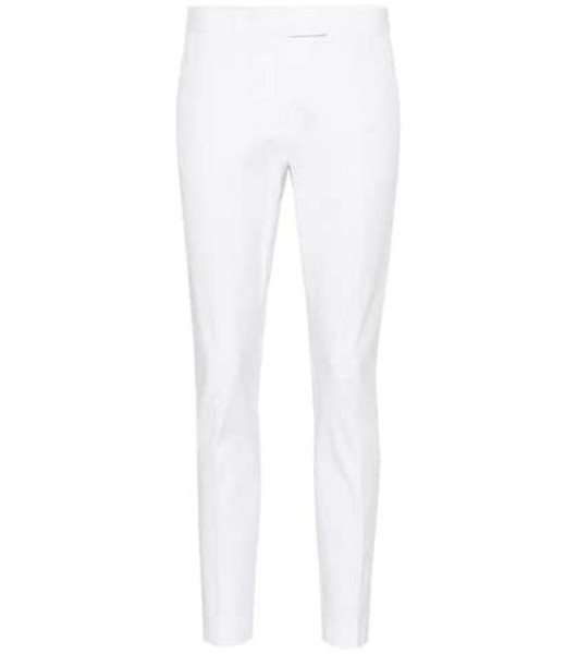 Joseph Finley mid-rise straight pants in white