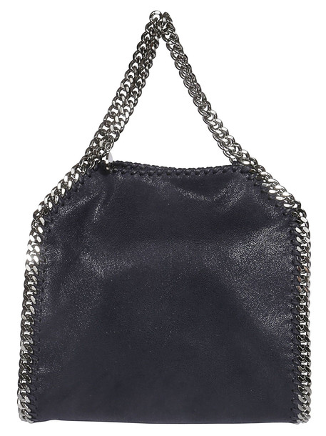 Stella Mccartney Mini Falabella Tote in navy