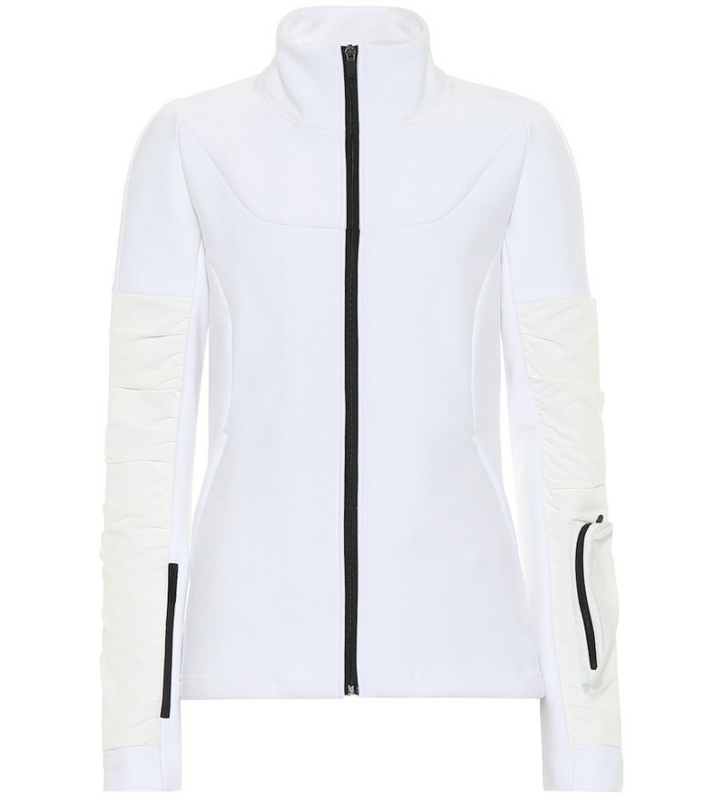 Ienki Ienki Soft Shell ski jacket in white