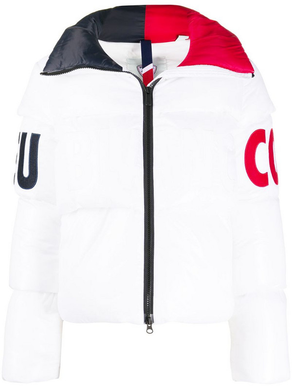 Rossignol Diago quilted jacket in white