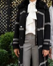 top,coat,pants