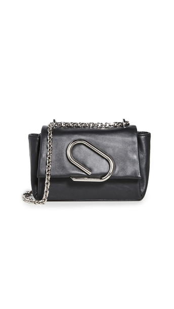 3.1 Phillip Lim Alix Nano Soft Chain Bag in black