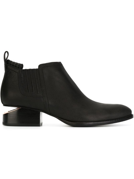 Alexander Wang 'Kori' ankle boots in black