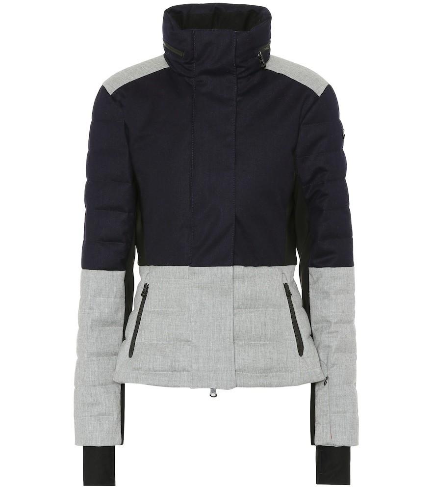 Erin Snow Sari ski jacket in blue
