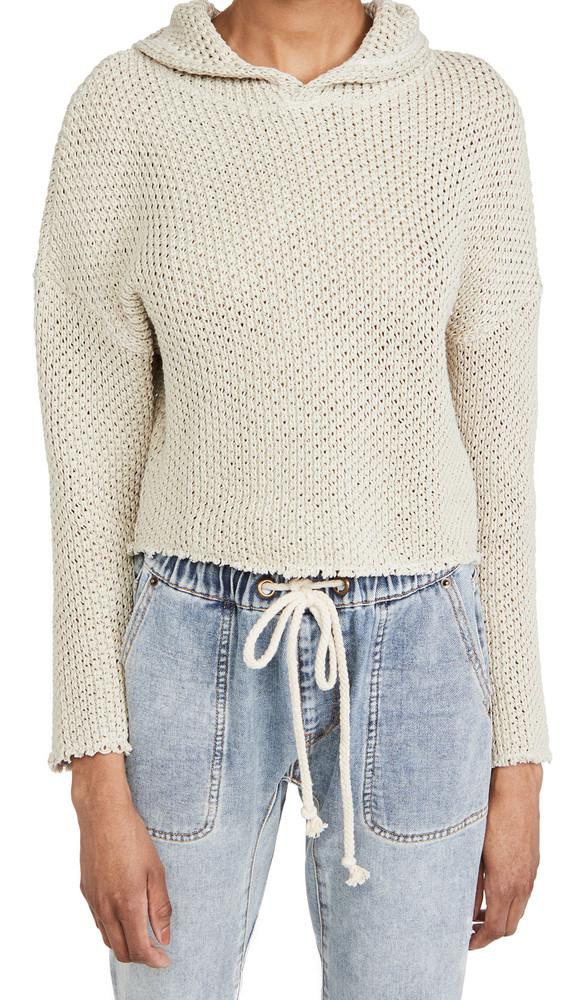 RtA Marvin Sweater in beige